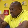 Bafana Bafana press conference