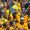 Football - Absa Premiership 2013/14 - Orlando Pirates v Kaizer Chiefs - FNB Stadium