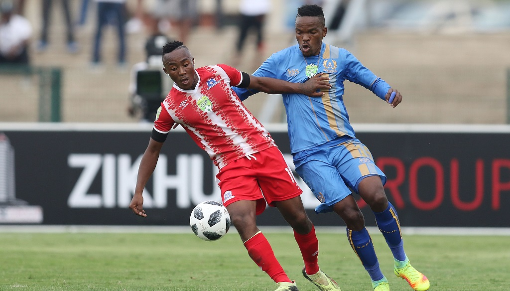 Nedbank Cup, Last 16: Royal Eagles v Maritzburg United